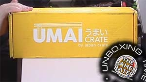 Unboxing Time: Umai Crate By Japan Crate