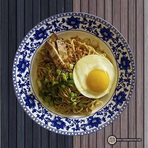 Meet The Manufacturer: #2887: Three Meters Noodles Shallot Taste