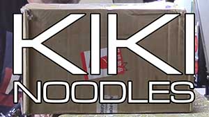 Unboxing Time: New Products From KIKI Noodles Of Taiwan