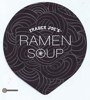 #3023: Trader Joe's Chicken Ramen Soup - United States