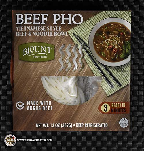 #3021: Blount Beef Pho Vietnamese Style Beef & Noodle Bowl - United States
