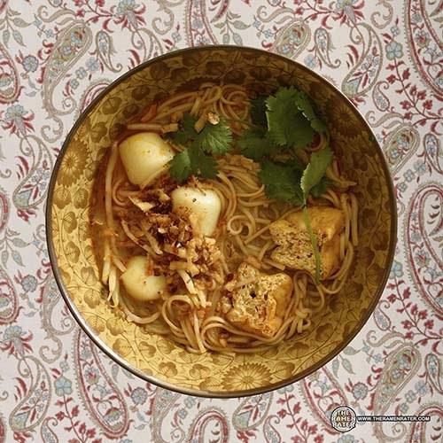 #3044: Sau Tao Laksa Flavour Ramen - Hong Kong