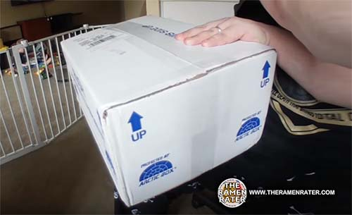 New Beef Pho From Blount - Unboxing Time