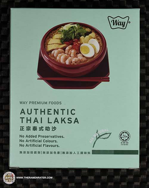 Meet The Manufacturer: #3088: Way Premium Foods Authentic Thai Laksa - Malaysia