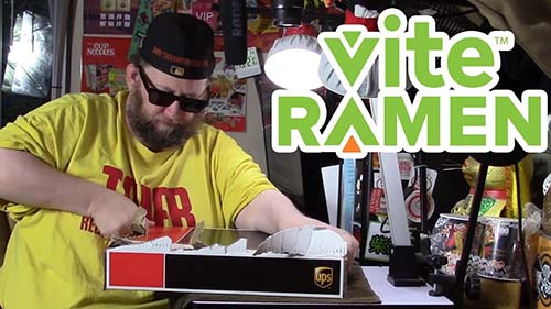 Meet The Manufacturer: Product Samples From Vite Ramen - United States