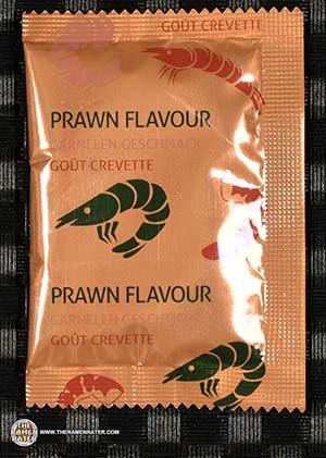 #3234: No Name Shrimp Flavour Oriental Noodles And Soup Mix - Canada