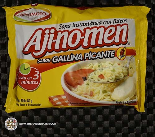#3285: Aji-no-men Sabor Gallina Picante - Peru