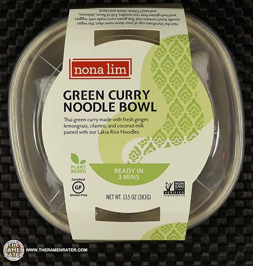 #3331: Nona Lim Green Curry Noodle Bowl - United States