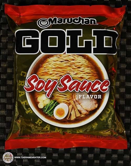 #3366: Maruchan GOLD Soy Sauce Flavor Craft Ramen - United States