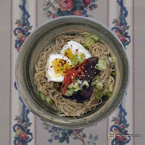 Shin Horng Lukang Thin Noodles Ginger & Sesame Oil Flavor - Taiwan