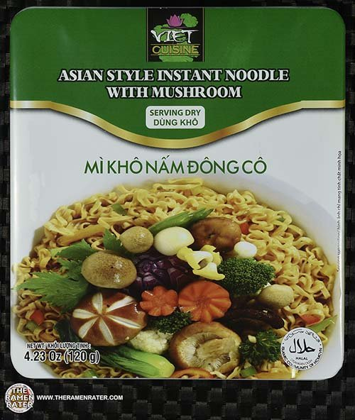 #3407: Vifon Viet Cuisine Asian Style Instant Noodle With Mushroom - Vietnam