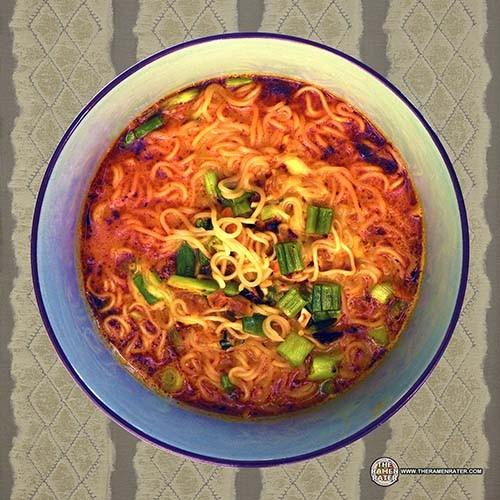 #3436: Samyang Foods Aloha! Bowl Noodle Soup Kimchi Flavour - South Korea