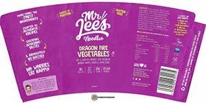 #3508: Mr Lee's Noodles Dragon Fire Vegetables - United Kingdom