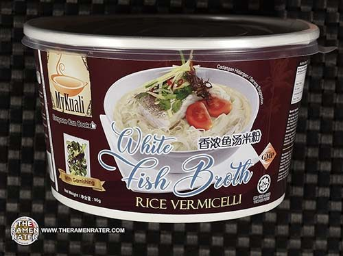 #3489: MyKuali White Fish Broth Rice Vermicelli - Malaysia