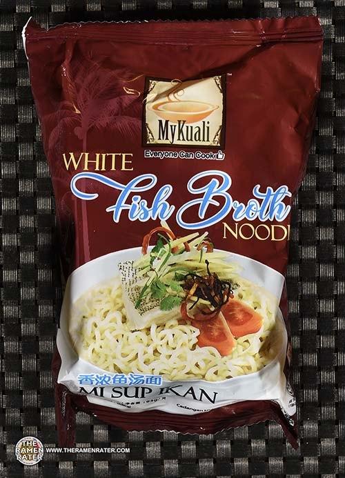 #3523: MyKuali White Fish Broth Noodle - Malaysia