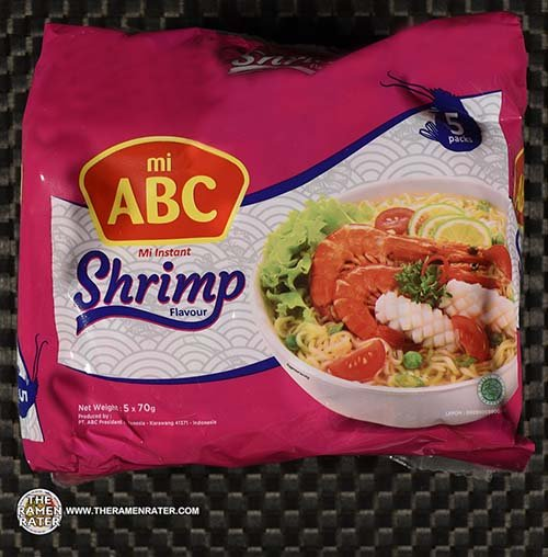 #3556: Mi ABC Mi Instant Shrimp Flavour - Indonesia