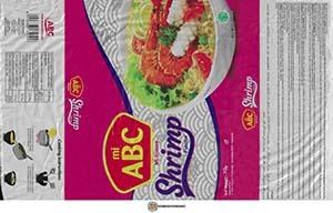 #3556: Mi ABC Mi Instant Shrimp Flavour - Indonesia