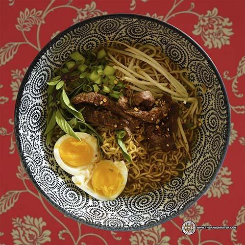 Meet The Manufacturer: #3610: Vi Huong Beef Flavor Instant Noodles - Vietnam