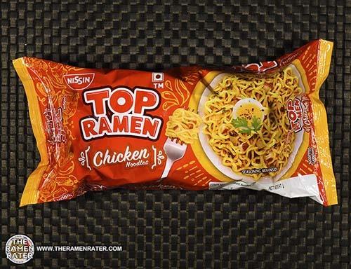 #3616: Nissin Top Ramen Chicken Noodles - India