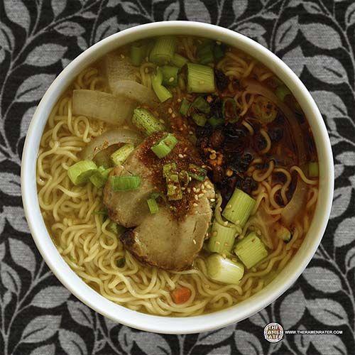 #3643: Baixiang Artificial Pork Bone Soup Flavor Instant Noodle - China