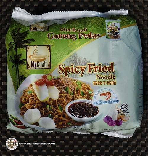 #3708: MyKuali Spicy Fried Noodle (MeeKuali Pedas - Malaysia