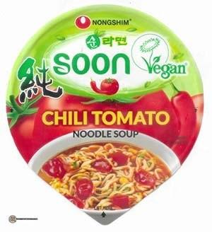 #3760: Nongshim Soon Chili Tomato Noodle soup - United States