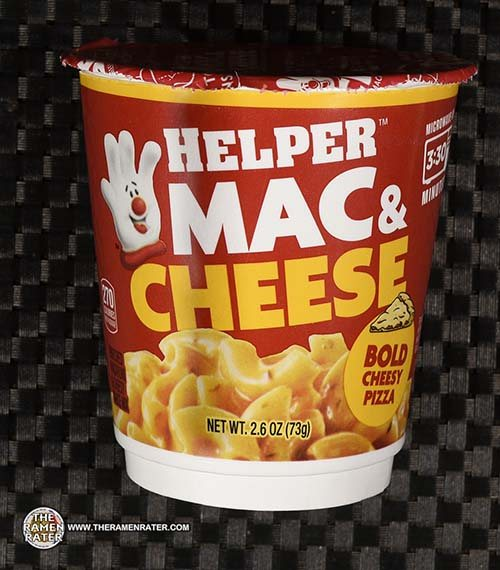 #3778: Helper Mac & Cheese Bold Cheesy Pizza - United States