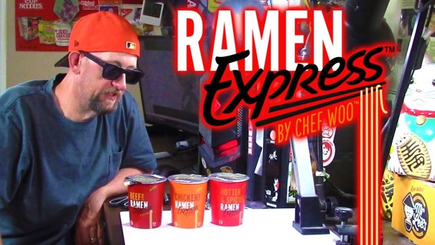 Meet The Manufacturer: Ramen Express Product Samples