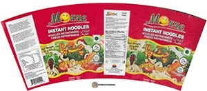 #3812: Morre Instant Noodles Chatt Patta - Pakistan