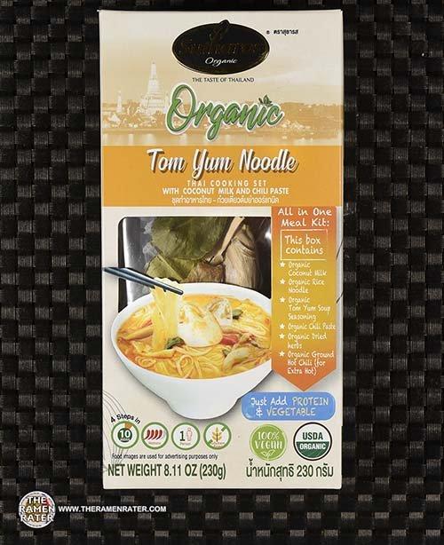 #3799: Sutharos Organic Tom Yum Noodle - Thailand