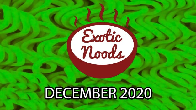 Last Minute Holiday Gifts: Exotic Noods Subscription Boxes!