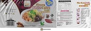 #3841: MyKuali Penang White Curry Noodle (New Formulation) - Malaysia