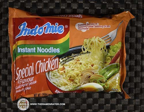 Indomie Instant Noodles Special Chicken Flavour - Indonesia
