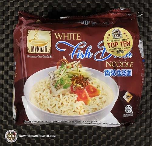 #3851: MyKuali White Fish Broth Noodle - Malaysia