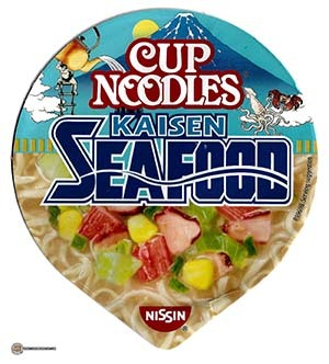 #3852: Nissin Cup Noodles Kaisen Seafood - Germany
