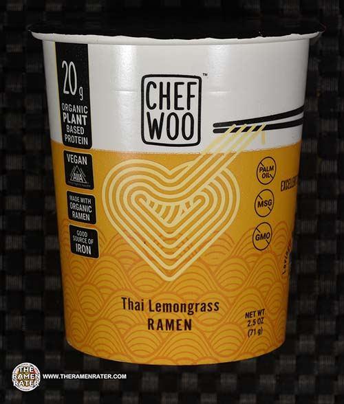 #3847: Chef Woo Thai Lemongrass Ramen - United States
