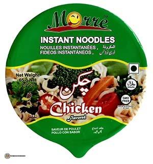 #3856: Morre Instant Noodles Chicken Flavored - Pakistan