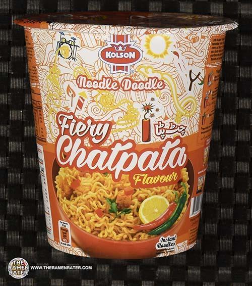 #3898: Kolson Noodle Doodle Fiery Chatpata Flavour - Pakistan