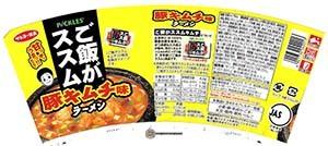 #3917: Sapporo Ichiban Pickles Buta Kimchi Ramen - Japan