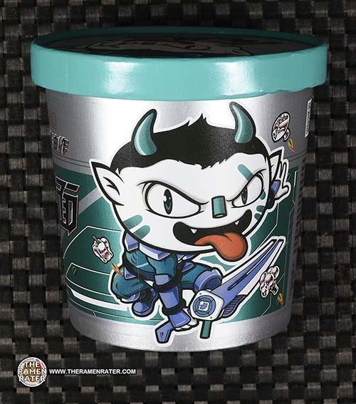 #3882: Shi Zu Ren Daozai Mian Instant Sour Noodle Soup - China