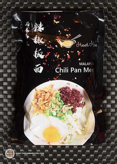 #3938: Meet Mee Malaysia Chili Pan Mee - Malaysia