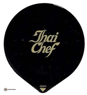#3955: Thai Chef Artificial Chicken Flavour Oriental Style Instant Cup Noodles - Thailand