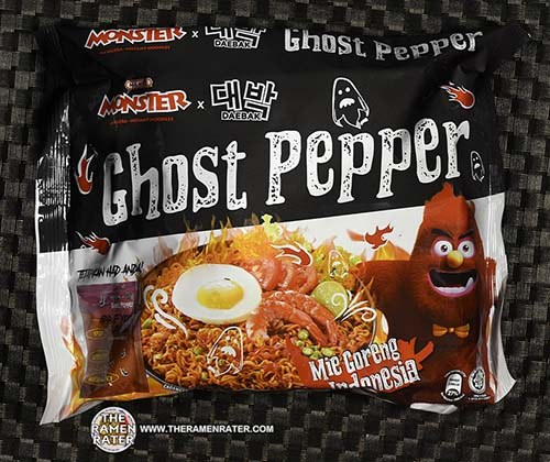 #3976: Mamee Monster x Daebak Ghost Pepper Mie Goreng Indonesia - Malaysia