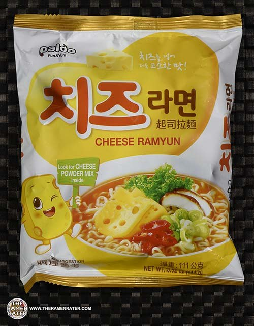 #3985: Paldo Cheese Ramyun - South Korea