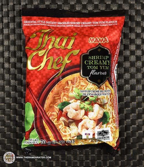 #3986: Thai Chef Shrimp Creamy Tom Yum Flavour - Thailand