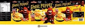 #3988: Mamee Monster x Daebak Ghost Pepper Kari Lontong - Malaysia
