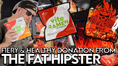 The Fat Hipster Sends Fiery & Healthy Varieties