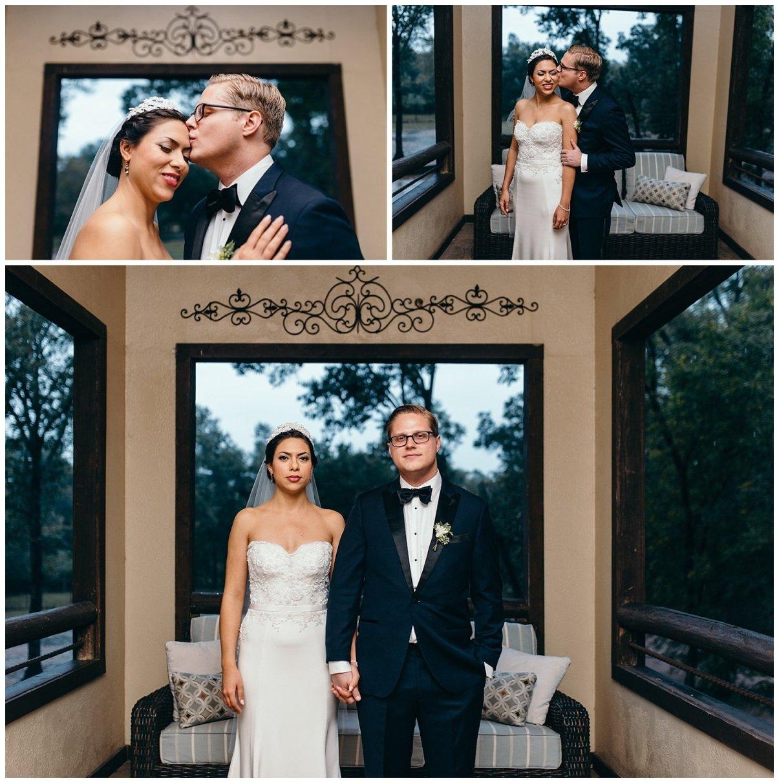 Bride and Groom at Agave Estates Wedding