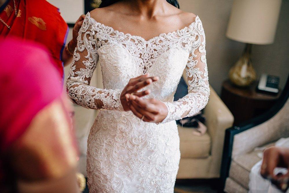 bride detail shots
