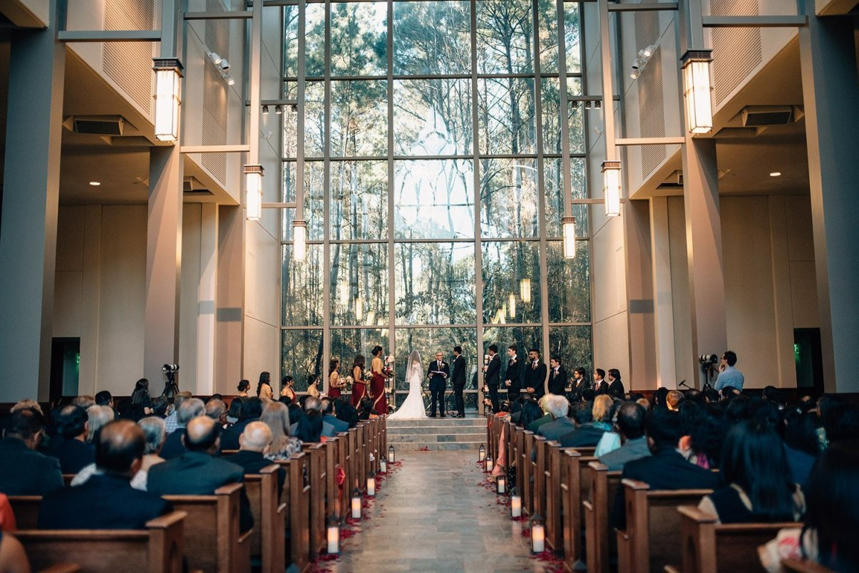 chapel in the woods wedding